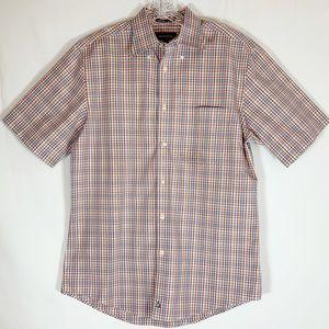 🌼Nordstrom Short Sleeve Men's Shirt Size Medium